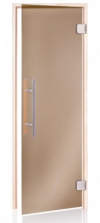 Saunové dveře do sauny LUXUS PREMIUM XL